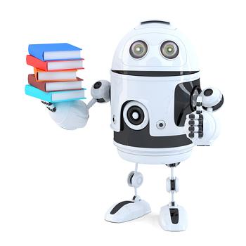 ロボットと本