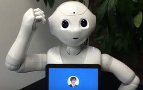 人の顔を識別して接客内容を変えられるロボアプリ「SynApps(シナップス)」を販売開始