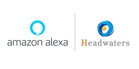 ヘッドウォータース、「Amazon Alexaスキル開発エージェンシープログラム」に認定。