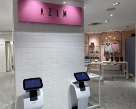 リアル×デジタル体験型店舗「AZLM connected store」OPEN。ストアDXにおけるテクノロジー提供を行いました。