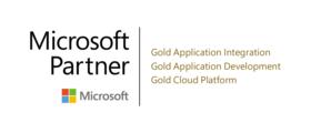Microsoft Application Development/Application Integration  Gold コンピテンシー認定を取得
