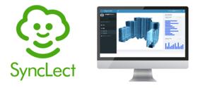 スマートシティ向けエッジAI×IoTコネクテッドサービス 「SyncLect Digital Twin」開始。